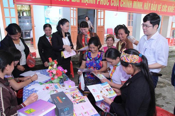 Nhiều giải pháp thiết thực giảm tỷ lệ sinh con thứ ba ở Nghệ An - Ảnh 1.