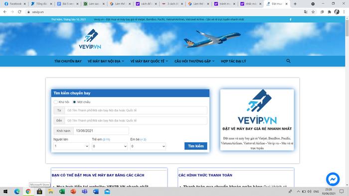 Cách tránh mua phải vé máy bay giả - Lựa chọn đại lý vé máy bay uy tín VEVIP.VN - Ảnh 2.