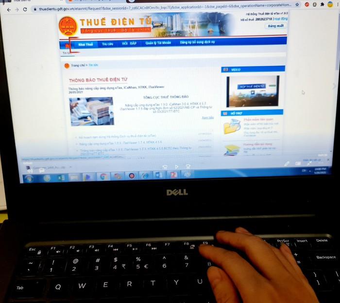 Video hướng dẫn nộp gia hạn thuế và tiền thuê đất trong mùa dịch Covid-19 các nữ doanh nhân cần lưu ý - Ảnh 3.
