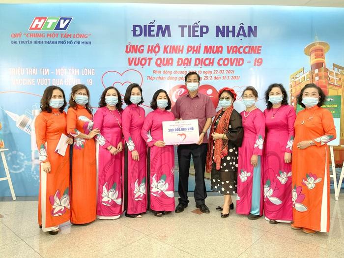 Nữ doanh nhân TPHCM chung tay chống dịch Covid-19 - Ảnh 1.
