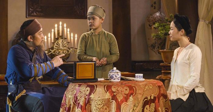 Cuộc đời và sự nghiệp Đại thi hào Nguyễn Du lần đầu tiên được tái hiện chân thực trên phim - Ảnh 1.