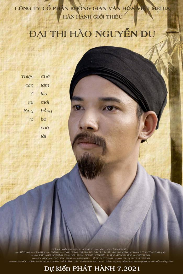 Cuộc đời và sự nghiệp Đại thi hào Nguyễn Du lần đầu tiên được tái hiện chân thực trên phim - Ảnh 3.