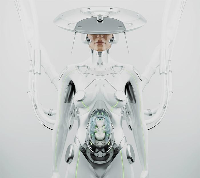 Robot sinh sản thách thức tiến hóa trong tương lai? - Ảnh 1.