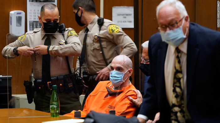 """Án tử hình cho kẻ giết người hàng loạt """"Hollywood Ripper""""   - Ảnh 1."""