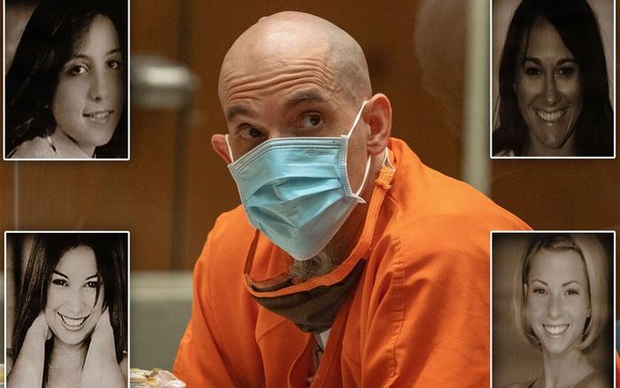 """Án tử hình cho kẻ giết người hàng loạt """"Hollywood Ripper"""""""