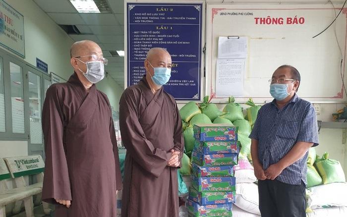 Bình Dương: Đề xuất dùng Trung tâm Văn hóa Phật giáo tỉnh làm điểm cách ly tập trung