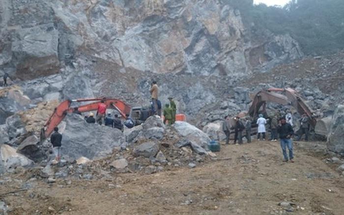 Điều tra vụ sập mỏ đá tại Công ty TNHH Havico Hà Nam khiến 2 người chết