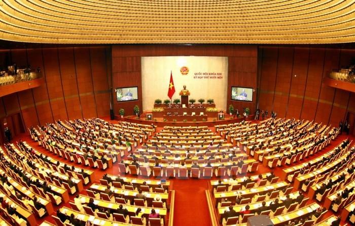 Kỳ họp thứ nhất bầu, phê chuẩn nhân sự cấp cao bộ máy nhà nước - Ảnh 1.