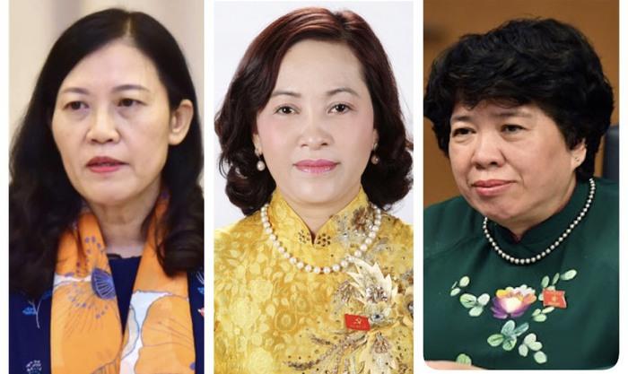 3 nữ Ủy viên Thường vụ Quốc hội tái đắc cử chủ nhiệm, trưởng ban của Quốc hội  - Ảnh 1.