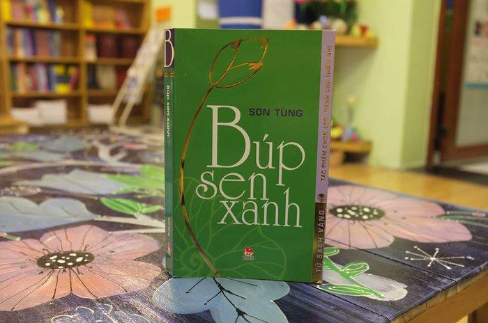 """Tác phẩm """"Búp sen xanh"""" của nhà văn Sơn Tùng"""