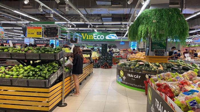 Giá thực phẩm ngày đầu giãn cách xã hội tại Hà Nội thế nào? - Ảnh 4.