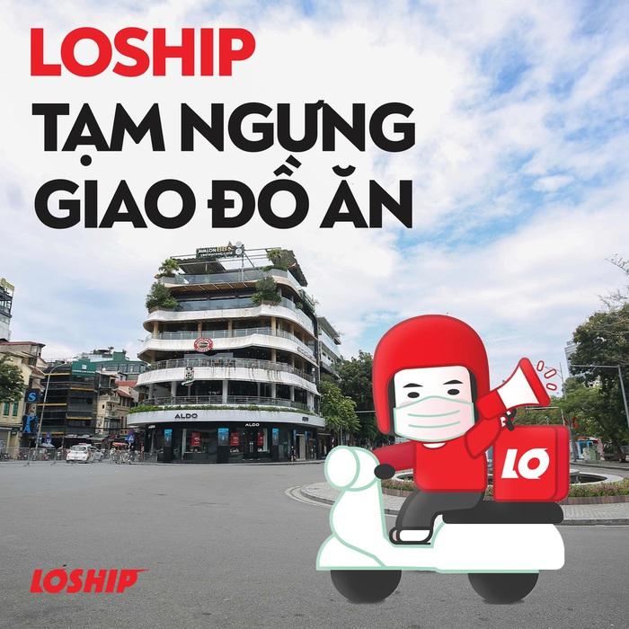 Giãn cách xã hội tại Hà Nội thì shipper có được hoạt động? - Ảnh 1.