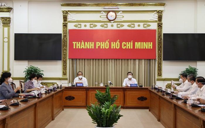 Phó Thủ tướng Thường trực Trương Hòa Bình ủng hộ Chỉ thị 12 của TPHCM về phòng chống dịch Covid-19