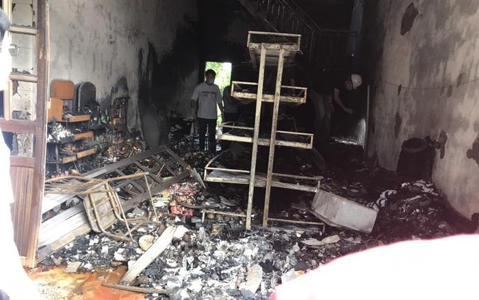 Hải Phòng: Điều tra vụ cháy khiến 2 vợ chồng tử vong