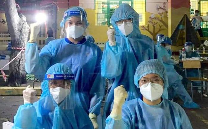 Nhân viên y tế tuyến cơ sở ở TPHCM: Gác lại nỗi nhớ nhà, giành lấy từng sự sống
