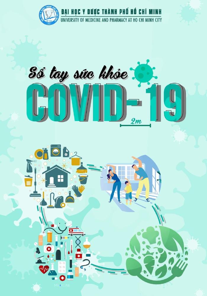 """""""Sổ tay Sức khỏe Covid 19"""" - Phần 1: Vệ sinh khử khuẩn - Ảnh 1."""