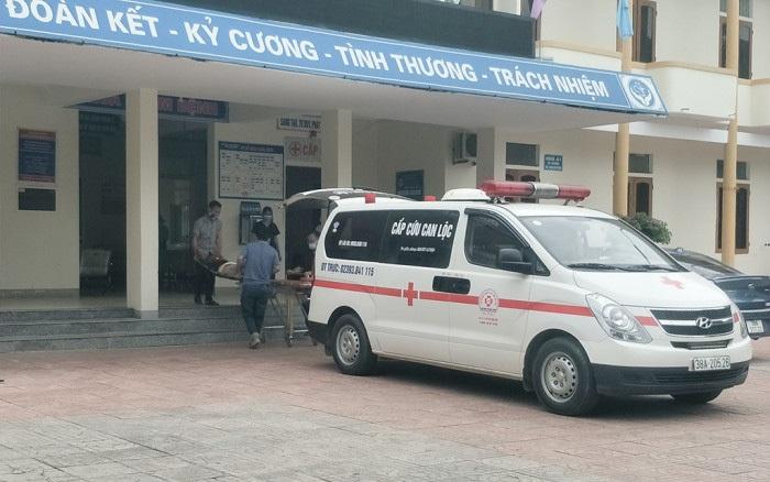 Hà Tĩnh: Vợ bị chồng chém tử vong trong bữa cơm trưa