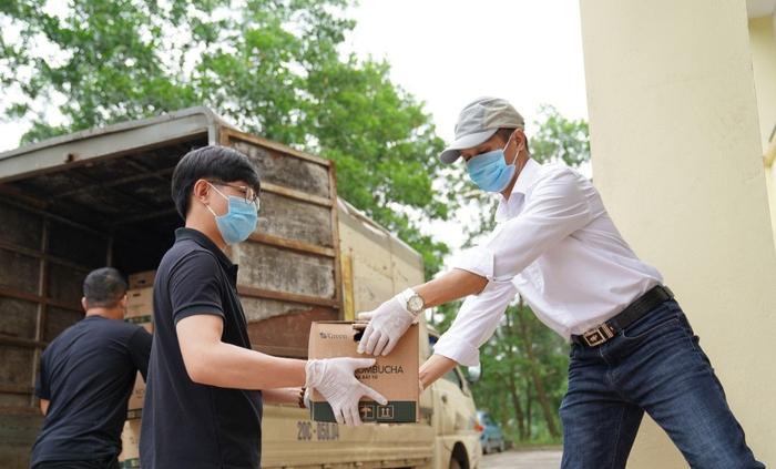 Nữ doanh nhân làm trà kombucha vải thiều tôn vinh nông sản Việt - Ảnh 4.