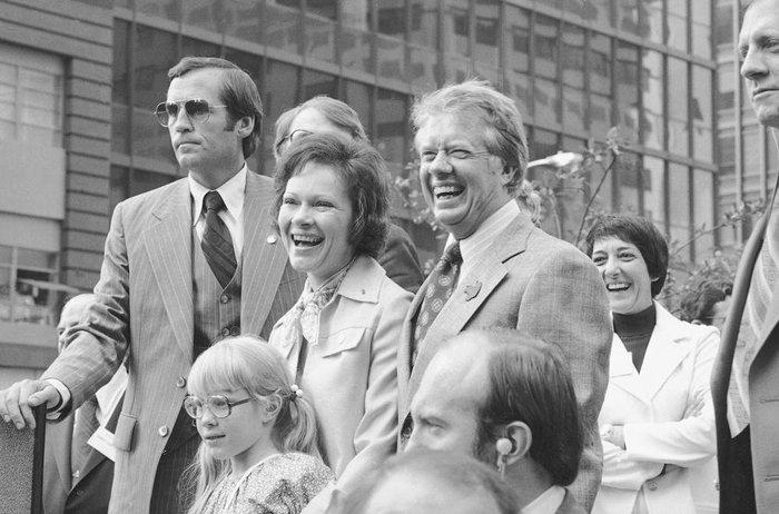 """Cuộc hôn nhân """"không tuổi"""" của cựu tổng thống Jimmy Carter và vợ qua gần 8 thập kỷ - Ảnh 10."""