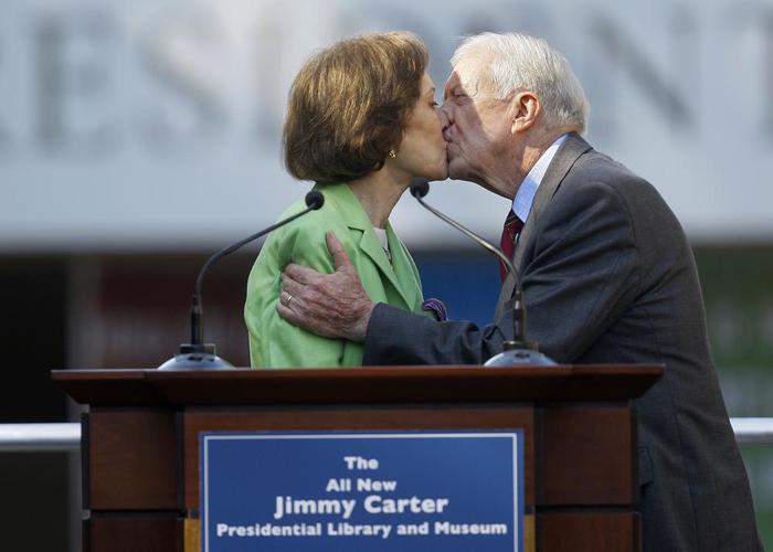 """Cuộc hôn nhân """"không tuổi"""" của cựu tổng thống Jimmy Carter và vợ qua gần 8 thập kỷ - Ảnh 4."""