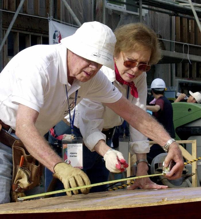 """Cuộc hôn nhân """"không tuổi"""" của cựu tổng thống Jimmy Carter và vợ qua gần 8 thập kỷ - Ảnh 6."""