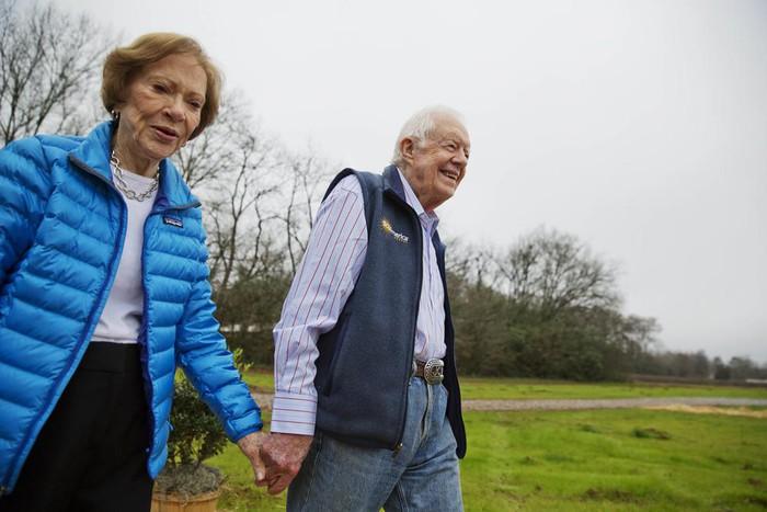 """Cuộc hôn nhân """"không tuổi"""" của cựu tổng thống Jimmy Carter và vợ qua gần 8 thập kỷ - Ảnh 3."""