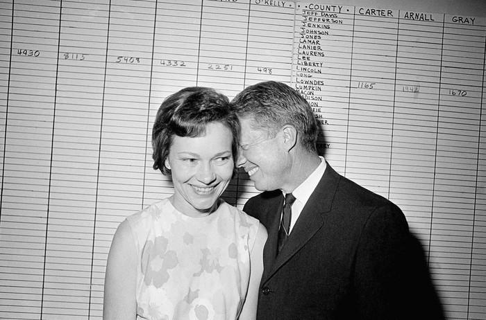 """Cuộc hôn nhân """"không tuổi"""" của cựu tổng thống Jimmy Carter và vợ qua gần 8 thập kỷ - Ảnh 11."""