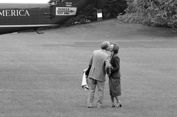 """Cuộc hôn nhân """"không tuổi"""" của cựu tổng thống Jimmy Carter và vợ qua gần 8 thập kỷ - Ảnh 7."""