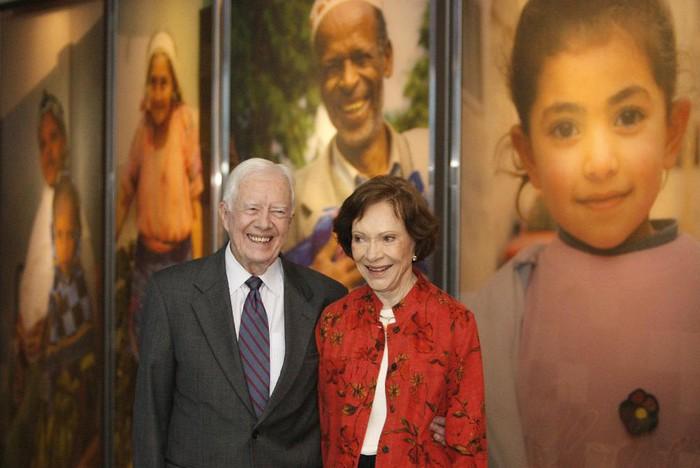 """Cuộc hôn nhân """"không tuổi"""" của cựu tổng thống Jimmy Carter và vợ qua gần 8 thập kỷ - Ảnh 5."""
