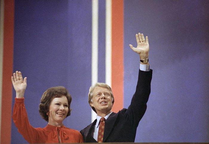 """Cuộc hôn nhân """"không tuổi"""" của cựu tổng thống Jimmy Carter và vợ qua gần 8 thập kỷ - Ảnh 9."""