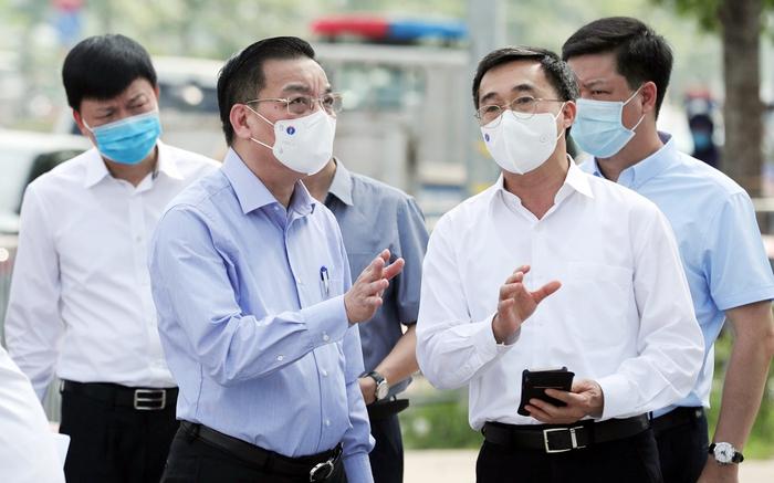 Hà Nội: Người dân tuyệt đối không ra khỏi thành phố khi đang giãn cách xã hội - Ảnh 1.