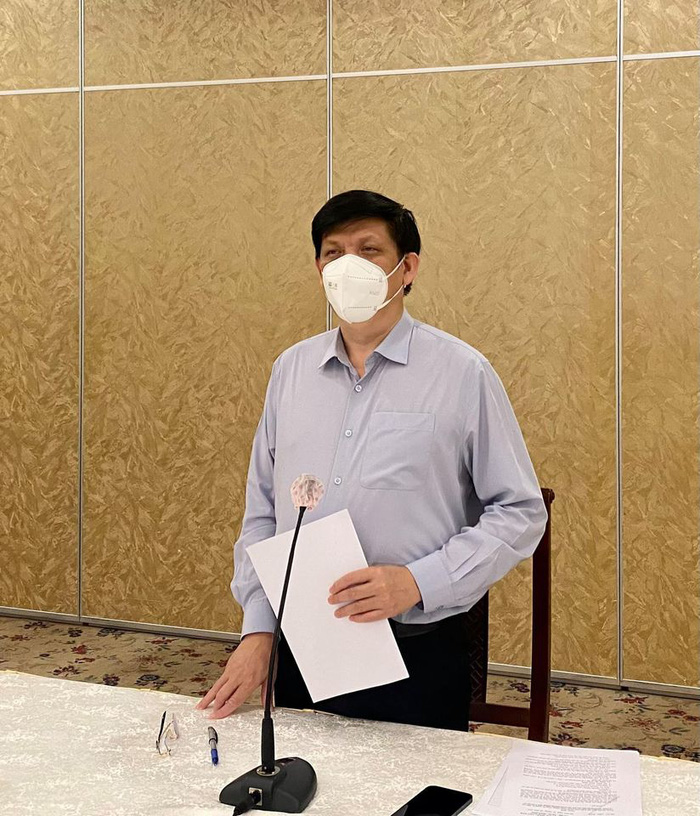 Bộ trưởng Bộ Y tế: Hầu hết các địa phương chuẩn bị kịch bản chống dịch Covid-19 thấp hơn thực tế - Ảnh 1.
