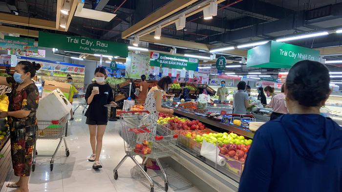 Danh sách hàng trăm siêu thị, cửa hàng Vinmart tiếp xúc F0 của Công ty Thanh Nga là chưa chính xác - Ảnh 1.