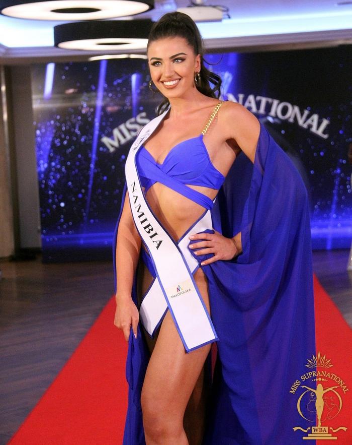 """Tân Hoa hậu Siêu quốc gia được ví như """"bản sao"""" của siêu mẫu Irina Shayk - Ảnh 4."""