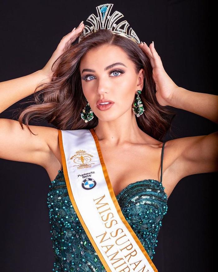 """Tân Hoa hậu Siêu quốc gia được ví như """"bản sao"""" của siêu mẫu Irina Shayk - Ảnh 5."""