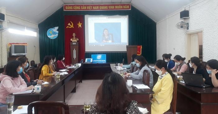 Hội LHPN Việt Nam: 4 yêu cầu về giám sát thực hiện Nghị quyết 68 hỗ trợ người bị ảnh hưởng Covid-19 - Ảnh 2.