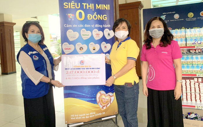 Hội Nữ doanh nhân TPHCM lan tỏa nhiều hoạt động phòng, chống dịch