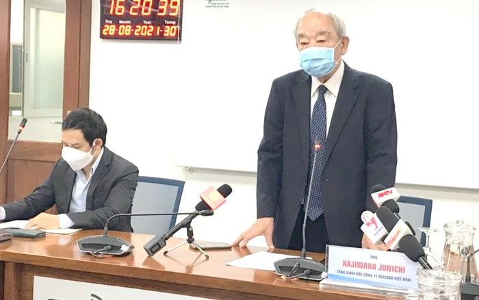 Tổng giám đốc Acecook Việt Nam trả lời về thông tin mỳ Hảo Hảo, miến Good chứa chất cấm