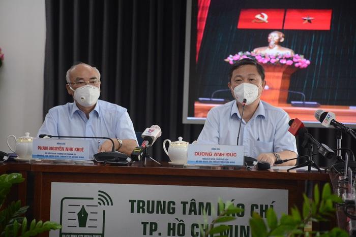 TPHCM sẽ triển khai tiêm 1 triệu liều vaccine Sinopharm ra sao? - Ảnh 1.