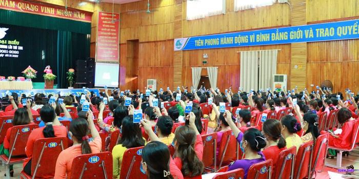 Phụ nữ Thanh Chương góp phần đưa địa phương trở thành huyện khá của tỉnh Nghệ An - Ảnh 3.