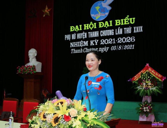 Phụ nữ Thanh Chương góp phần đưa địa phương trở thành huyện khá của tỉnh Nghệ An - Ảnh 4.