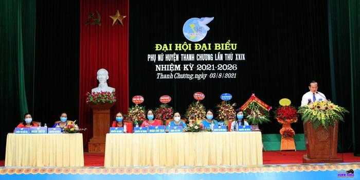 Phụ nữ Thanh Chương góp phần đưa địa phương trở thành huyện khá của tỉnh Nghệ An - Ảnh 2.