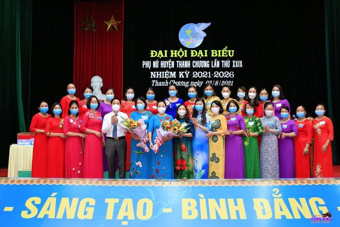 Phụ nữ Thanh Chương góp phần đưa địa phương trở thành huyện khá của tỉnh Nghệ An - Ảnh 5.