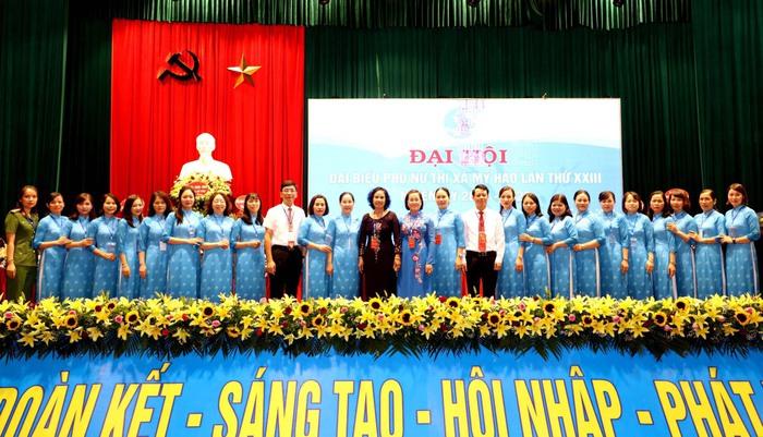 Hưng Yên tổ chức thành công đại hội phụ nữ các cấp, tiến tới Đại hội Đại biểu Phụ nữ tỉnh