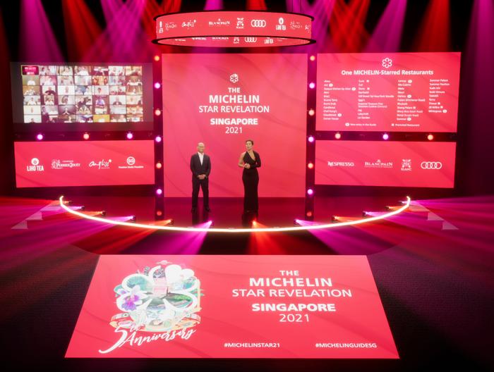 """Lần đầu tiên Singapore giới thiệu giải thưởng """"MICHELIN Guide Young Chef Award"""" - Ảnh 1."""