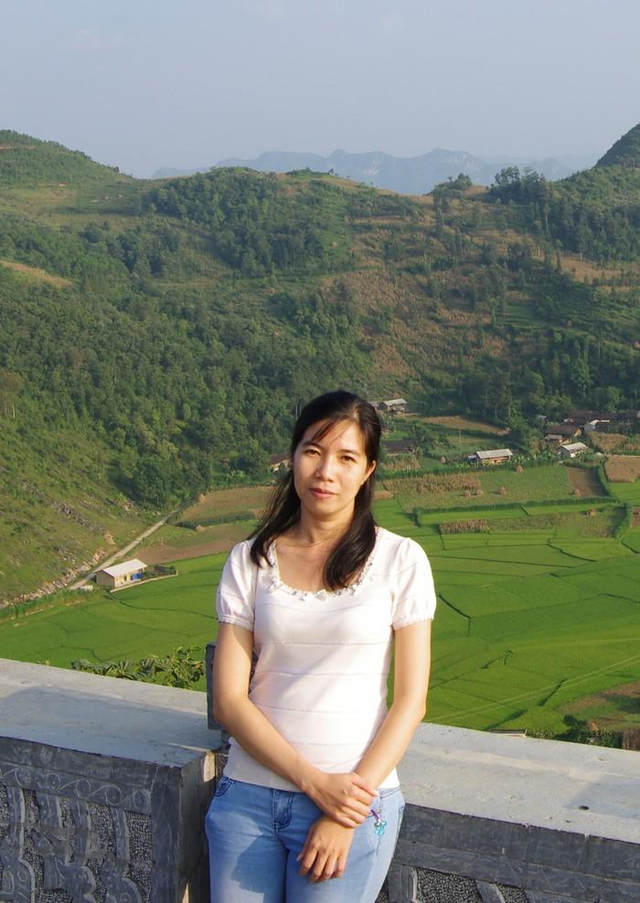 Tác giả Lam Anh