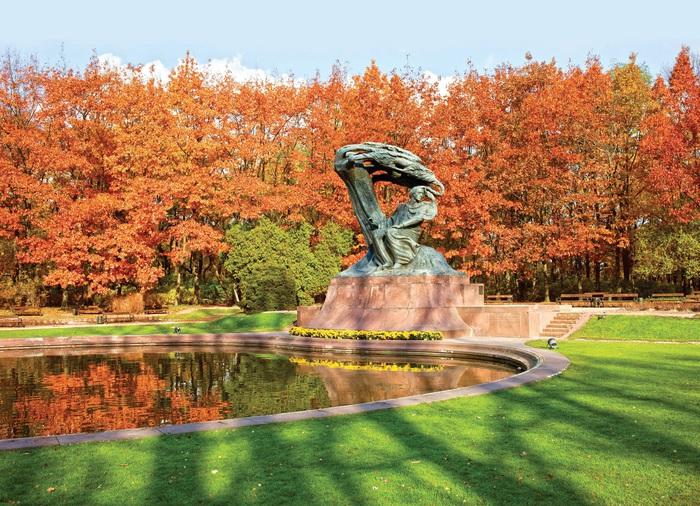 Sắc thu ở những khu vườn nổi tiếng thế giới - Ảnh 2.