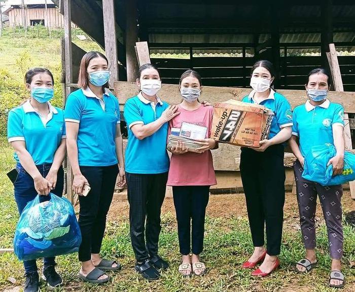 Quảng Bình: Hàng nghìn phụ nữ,trẻ em và người dân có hoàn cảnh khó khăn được hỗ trợ - Ảnh 2.