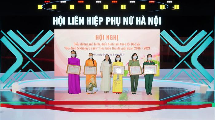Hà Nội: Gần 40.000 phụ nữ, trẻ em khó khăn được giúp đỡ - Ảnh 2.