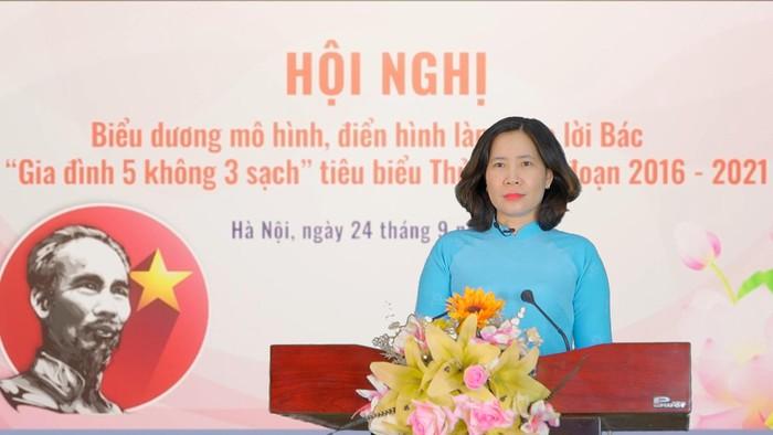 Hà Nội: Gần 40.000 phụ nữ, trẻ em khó khăn được giúp đỡ - Ảnh 1.